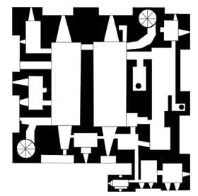 Castle Keep Floor Plans on dover castle floor plan
