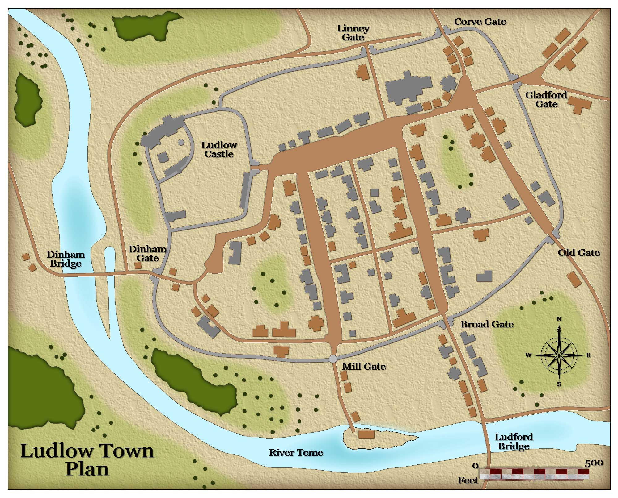 Medieval And Middle Ages History Timelines Ludlow