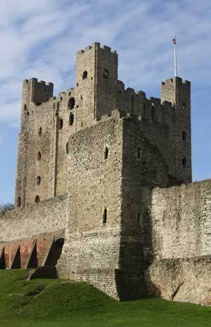An analysis of the importance and design of the castles during the middle ages