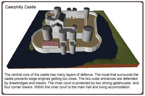 Bodiam Castle Facts For Kids